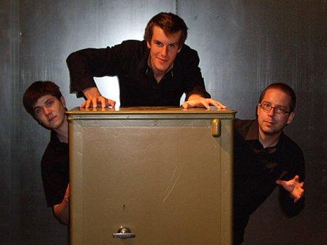 Mojo Trio - Warp II, 23.10.2010, Beinhaus Zweisimmen