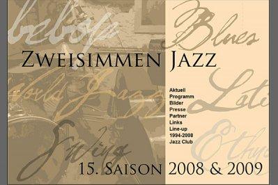 Konzertsaison 2008 / 2009