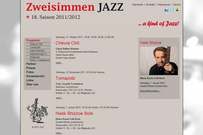 Konzertsaison 2011 / 2012