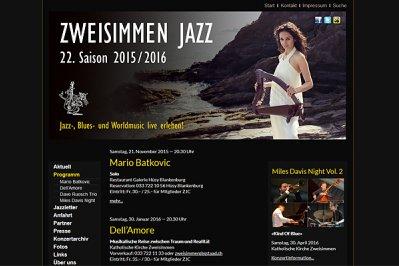 Konzertsaison 2015 / 2016