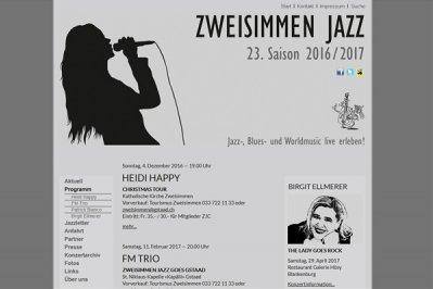 Konzertsaison 2016 / 2017