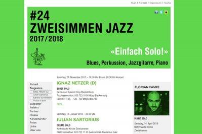 Konzertsaison 2017 / 2018