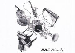 Just Friends - Swing, Bebop, Latin