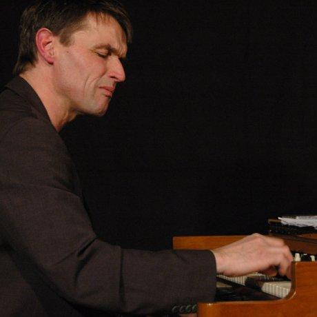 Stewy von Wattenwyl Trio feat. Rolf Häsler, 21.04.2012, Restaurant Galerie Hüsy Blankenburg