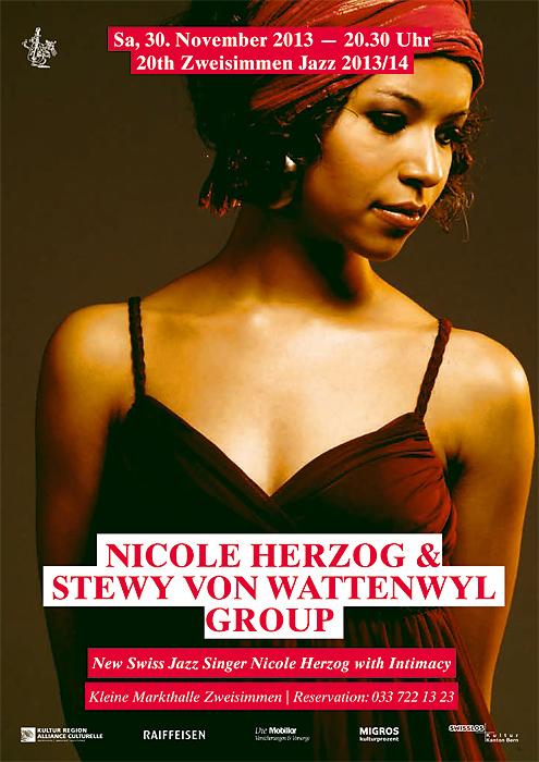 NICOLE HERZOG & STEWY VON WATTENWYL GROUP