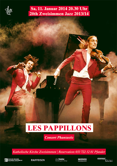 LES PAPPILLONS