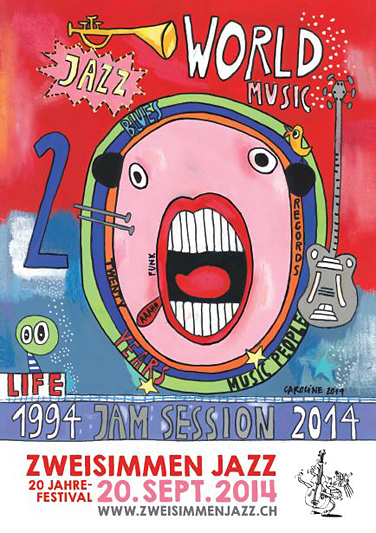 Fotogalerie 20 Jahre-Festival